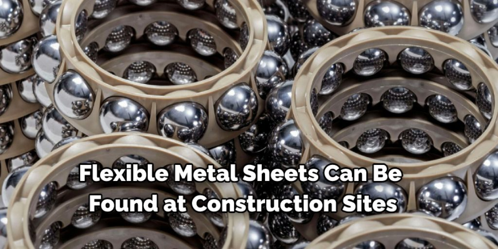 How to Make a Ball With Metal Sheet