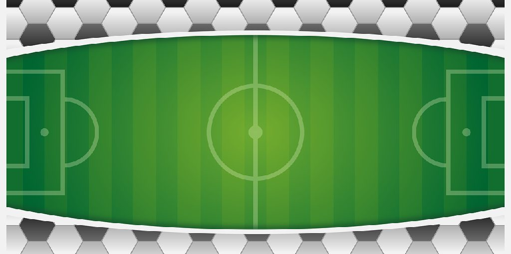 How to Make a Paper Football Field