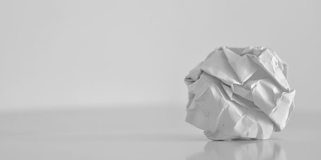 How to Make a Round Ball Out of Paper
