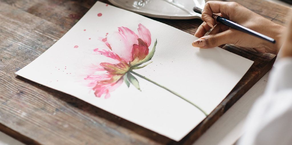 How to Mount Watercolor Paper on Wood