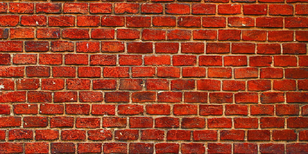 How to Remove Red Clay Stains From Brick