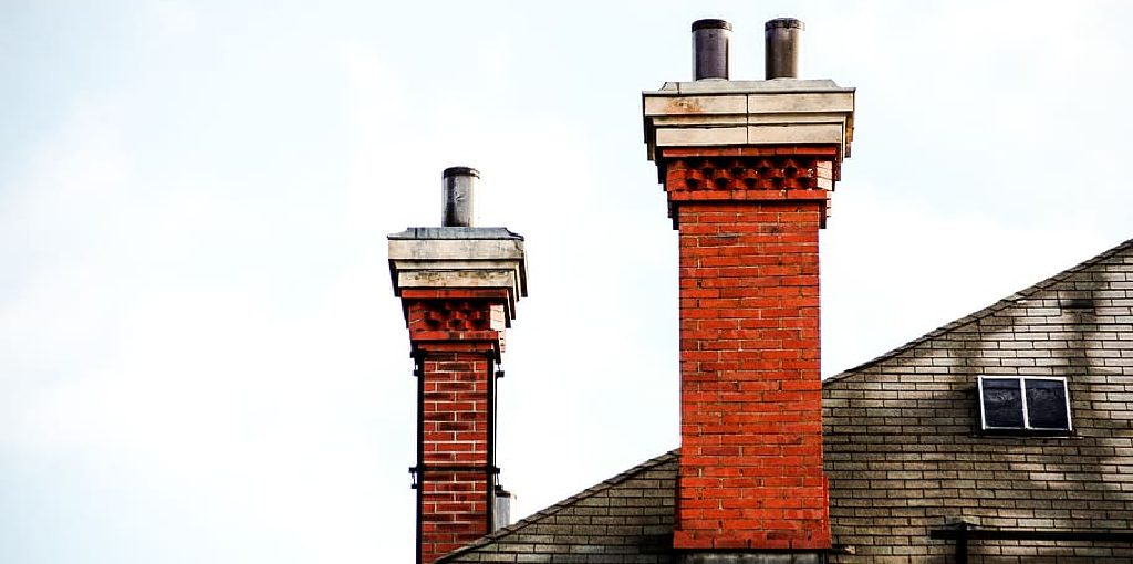 How to Seal a Chimney Stack