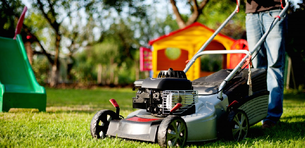 How to Make a Turbo Lawn Mower