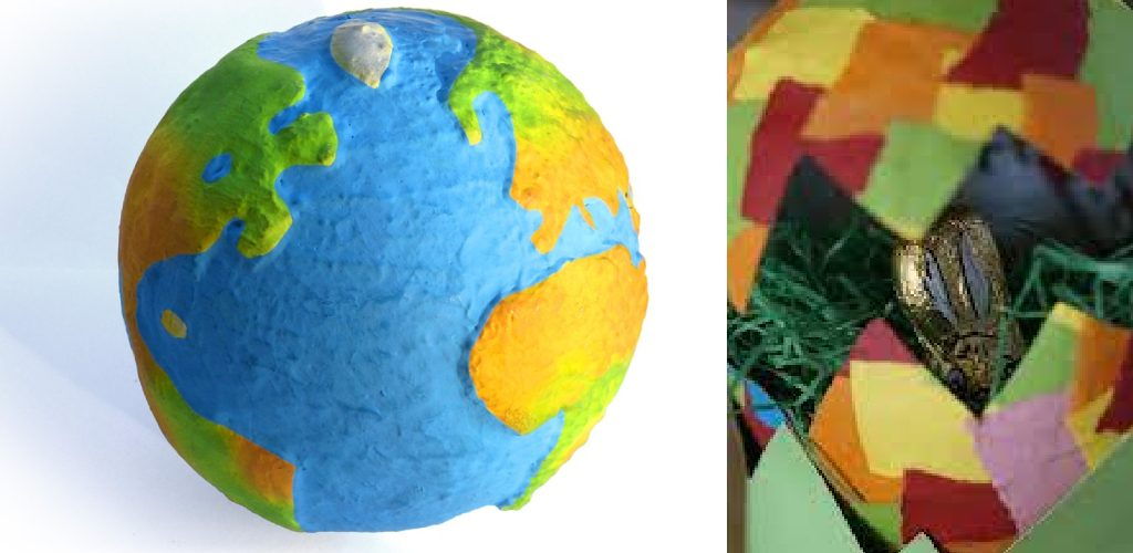 How to Smooth Out Paper Mache