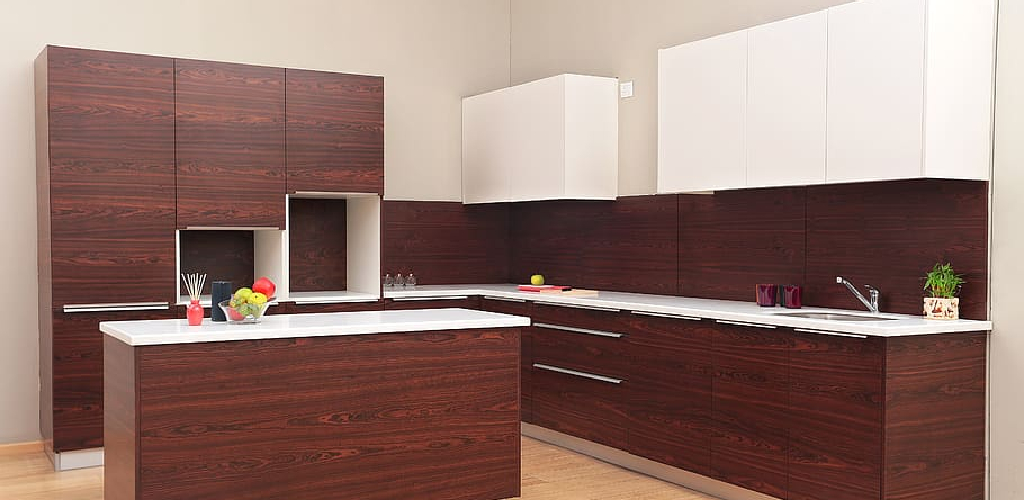 How to Apply Wood Veneer to Cabinets