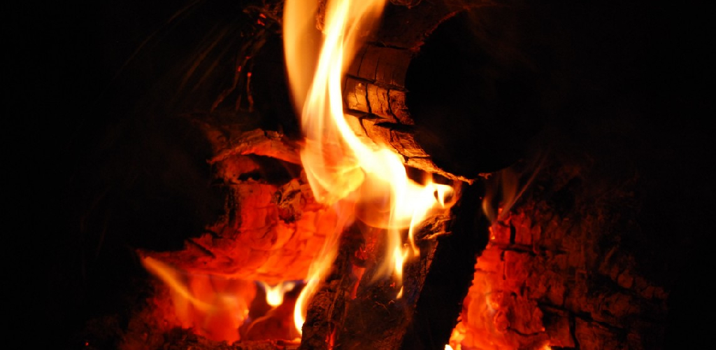 How to Extinguish a Fireplace