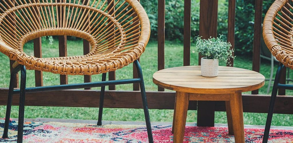 How to Clean Rattan Dining Chairs