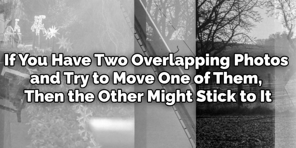 Overlapping Photos