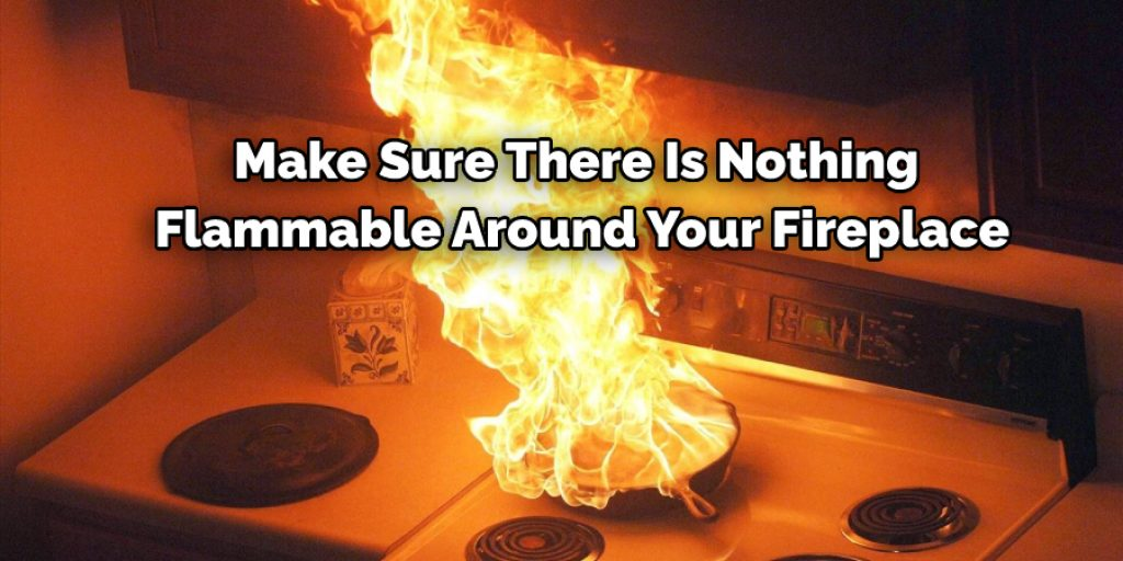 Precautions and Safety from fire