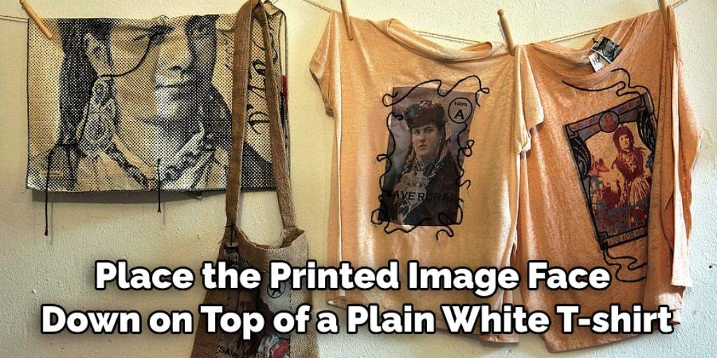 Print Using A Laser Printer