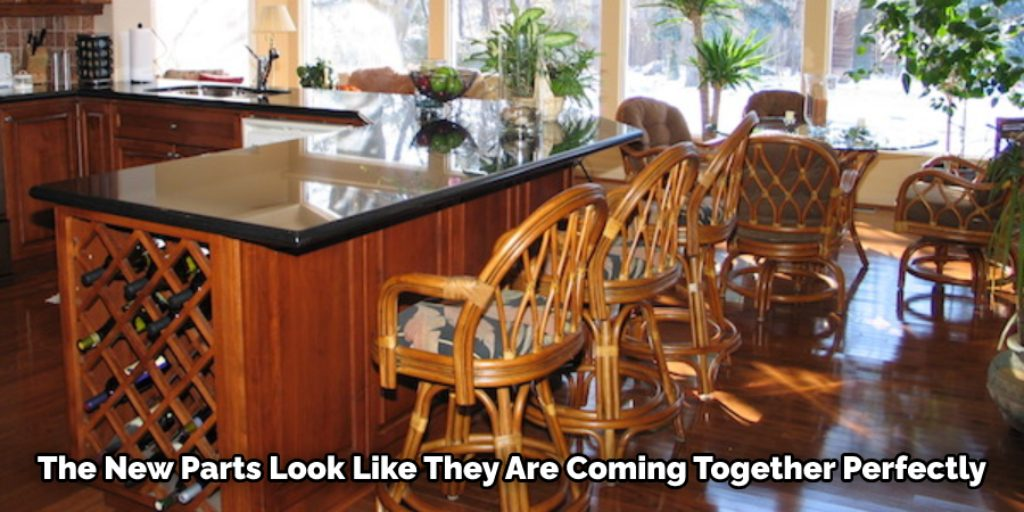 Re-staining Your Repaired Part of Bamboo Furniture