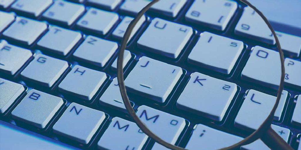 How to See Fingerprints on a Keypad
