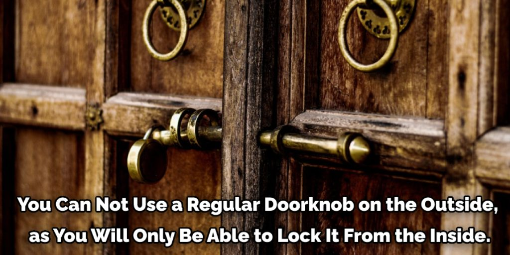Some Things to Consider When Locking Your Bedroom Door From the Outside