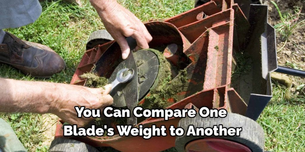 Steps to Follow How to Balance Lawn Mower Blades
