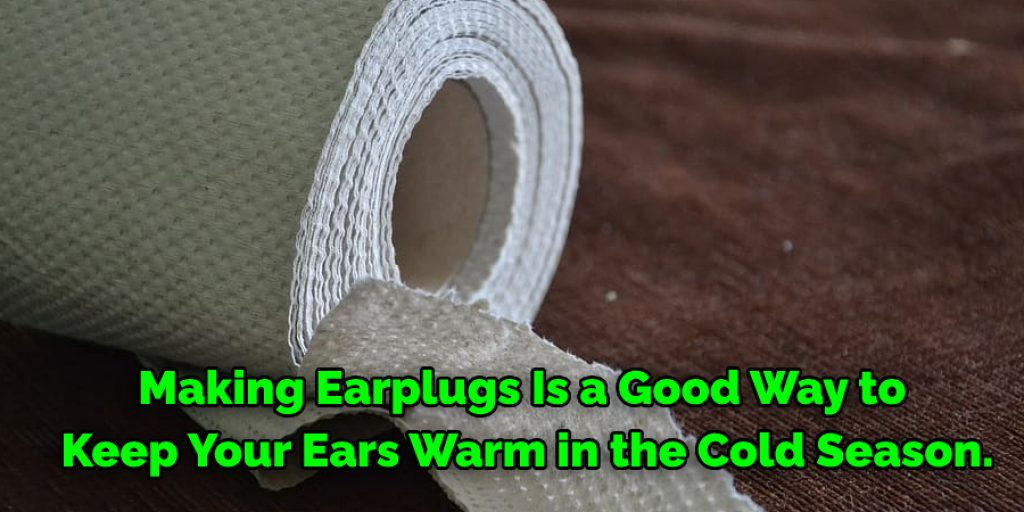 Stepwise Guide on How to Make Ear Plugs With Toilet Paper