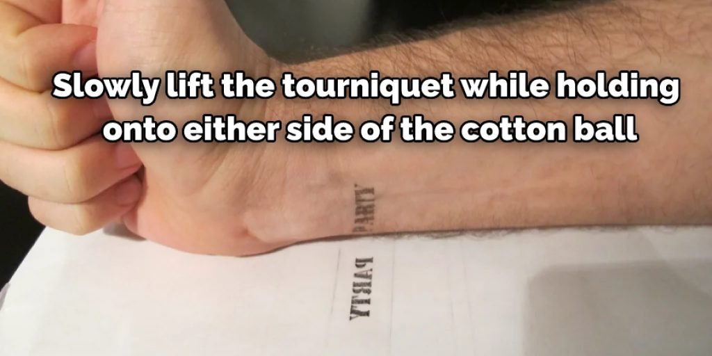 Removing Ink from Hand