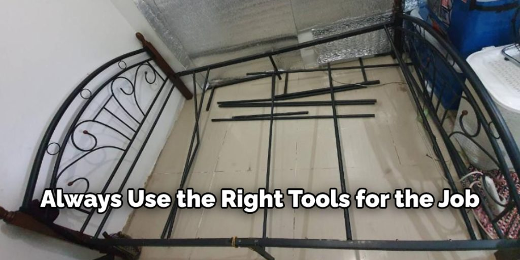 Things To Consider For Broken Metal Bed Frame