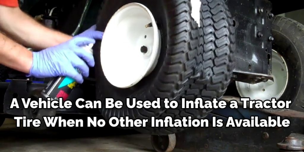 Ways on How to Inflate a Tractor Tire