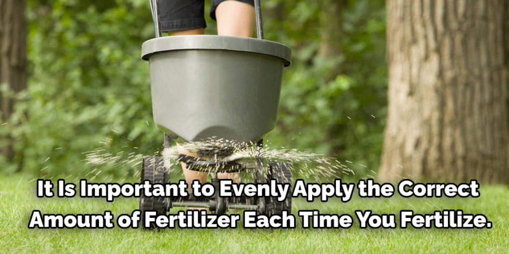 Tips to Avoid Common Fertilizing Error