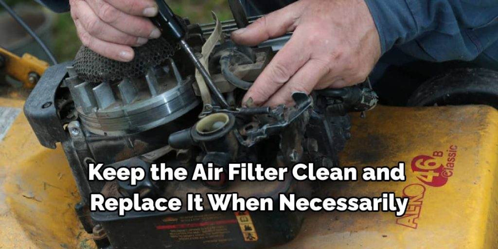 Tips to Maintain Your Lawn Mower Carburetor Regularly