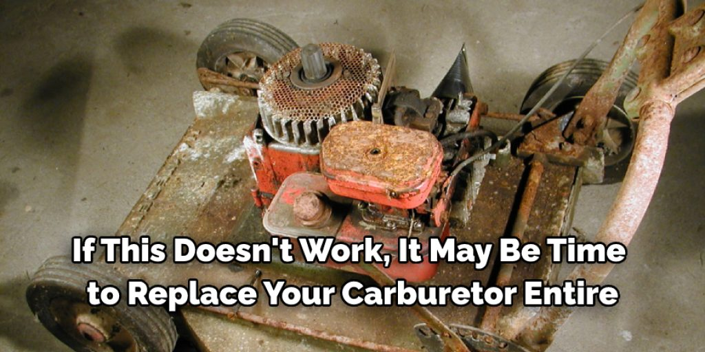 What Causes a Lawn Mower Carburetor to Go Dirty
