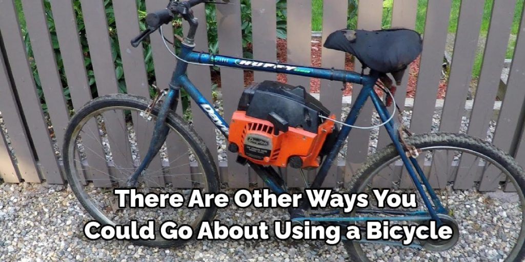 Disadvantages of Chainsaw Motor on A Bicycle