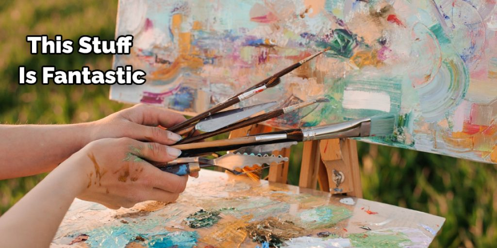 Guides On How To Clean Oil Paint Palette
