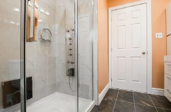 How to Clean Shower Door With Protective Coating