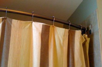 How to Fix a Loose Shower Curtain Rod
