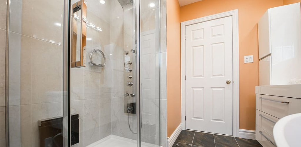 How to Fix a Shower Door That Won't Close