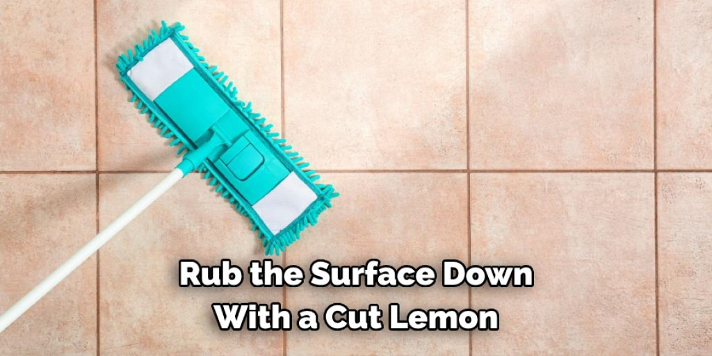 How to Prevent Yellow Stains on Bathroom Tiles in the Future