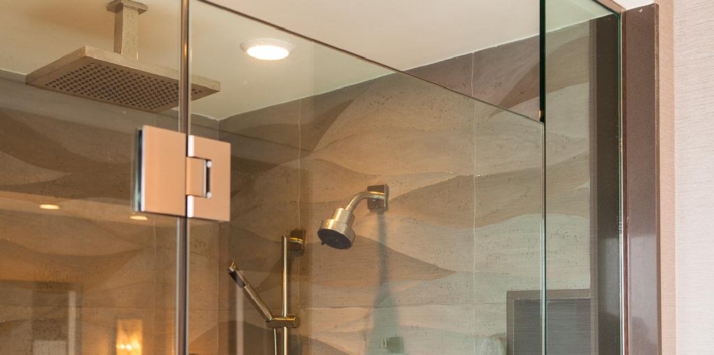 How to Stop Glass Shower Door From Leaking
