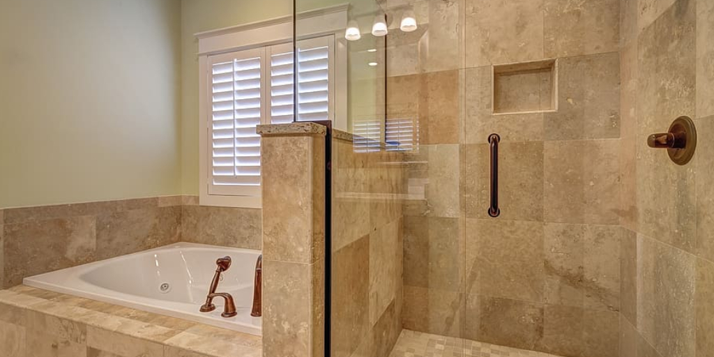 How to Tile Shower Ceiling