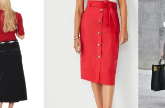 How to Wear a Pencil Skirt Casually