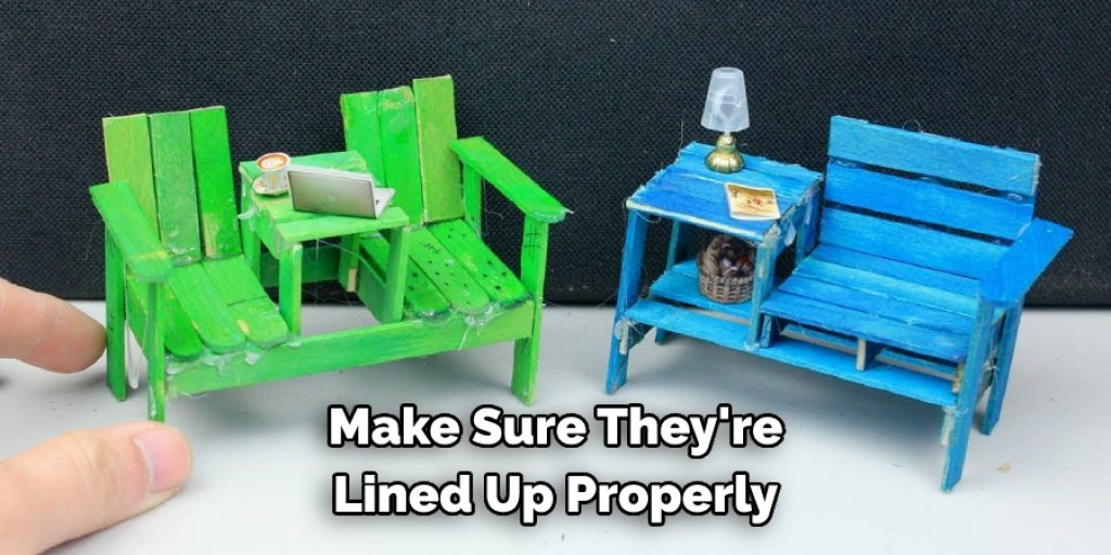 Processes on How To Make Dollhouse Furniture Out Of Popsicle Sticks