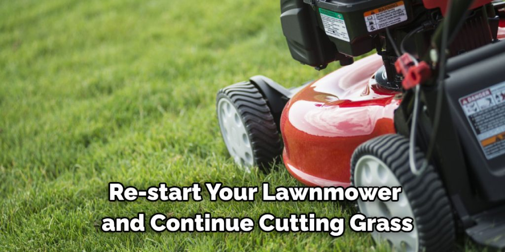 Step by Step Guide How to Use Lawn Mower Without Bag