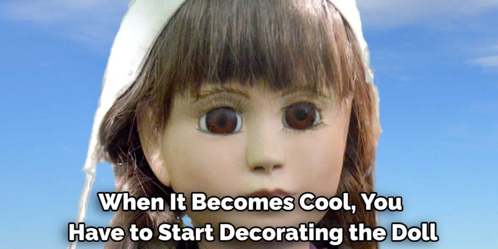 Steps On How to Make a Porcelain Doll