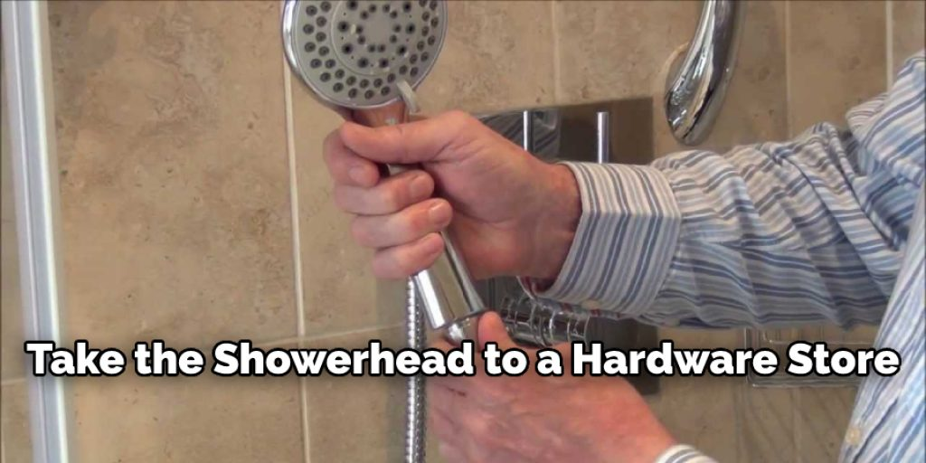 Steps to Fix a Shower Head That Broke Off